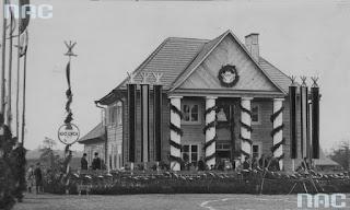 Bezdany Szkoła im. Józefa Piłsudskiego 1937 - http://www.nac.gov.pl/