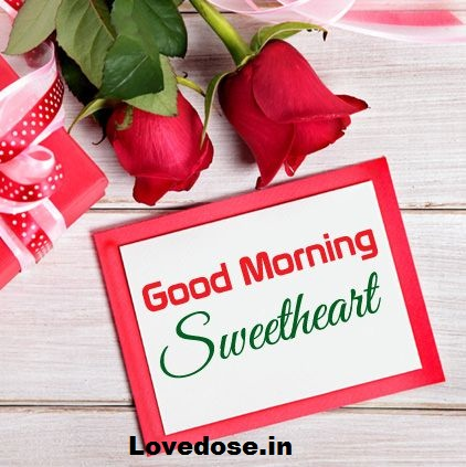 Good morning messages for girlfriend with love 2021