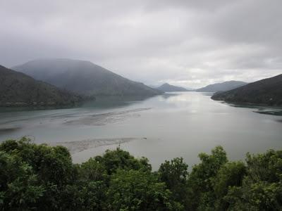 Queen Charlotte Drive, Nueva Zelanda