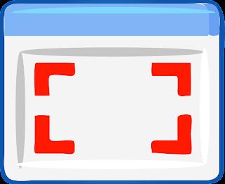 cara screenshot di laptop dengan opera browser