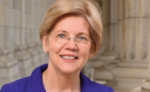 The Democratic candidate Elizabeth Warren wants to 'dismantle' the giants of tech