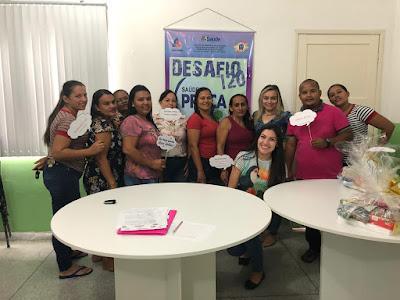 Viçosa: Município Promove Premiação do Grupo DESAFIO 120 DIAS