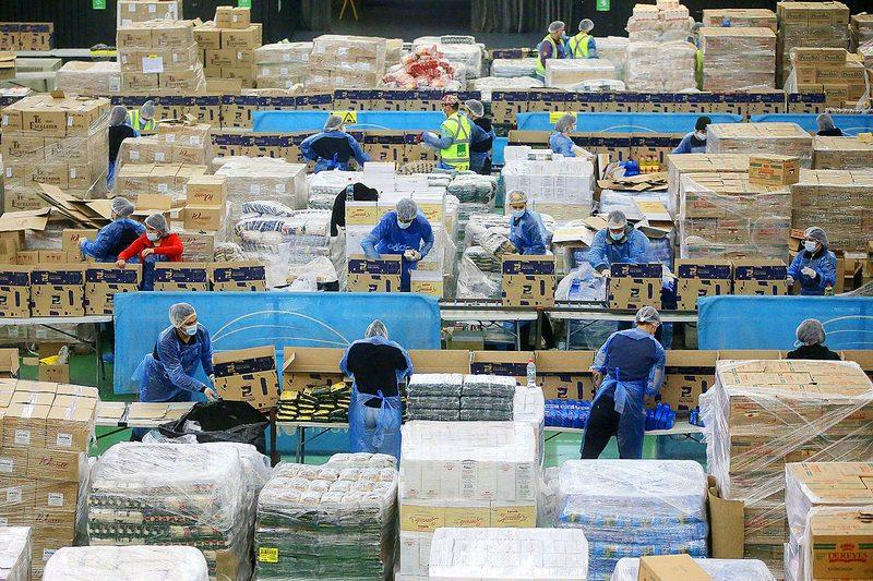 Estos son los 5 nuevos productos de las cajas de ayuda del gobierno