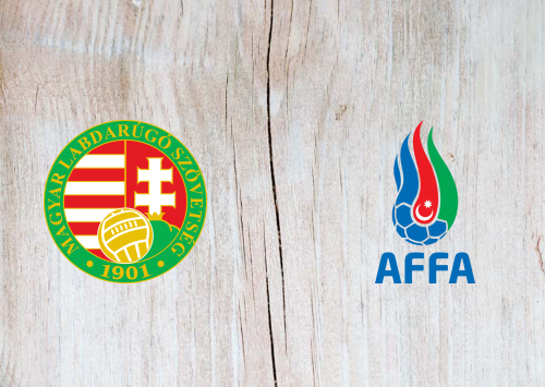 Hungary vs Azerbaijan -Highlights 13 October 2019
