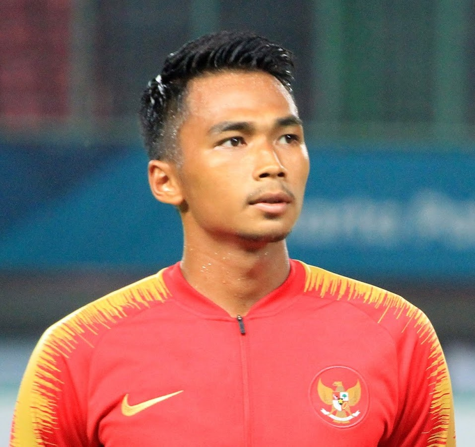 Diganjar Kartu Merah di Final Piala AFF U-22 2019, Bagas Adi Minta Maaf