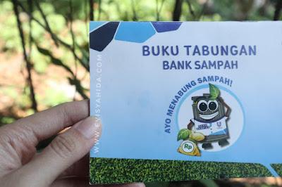 buku tabungan bank sampah