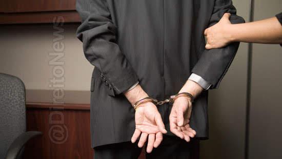 advogado preso aplicar golpe empresa direito