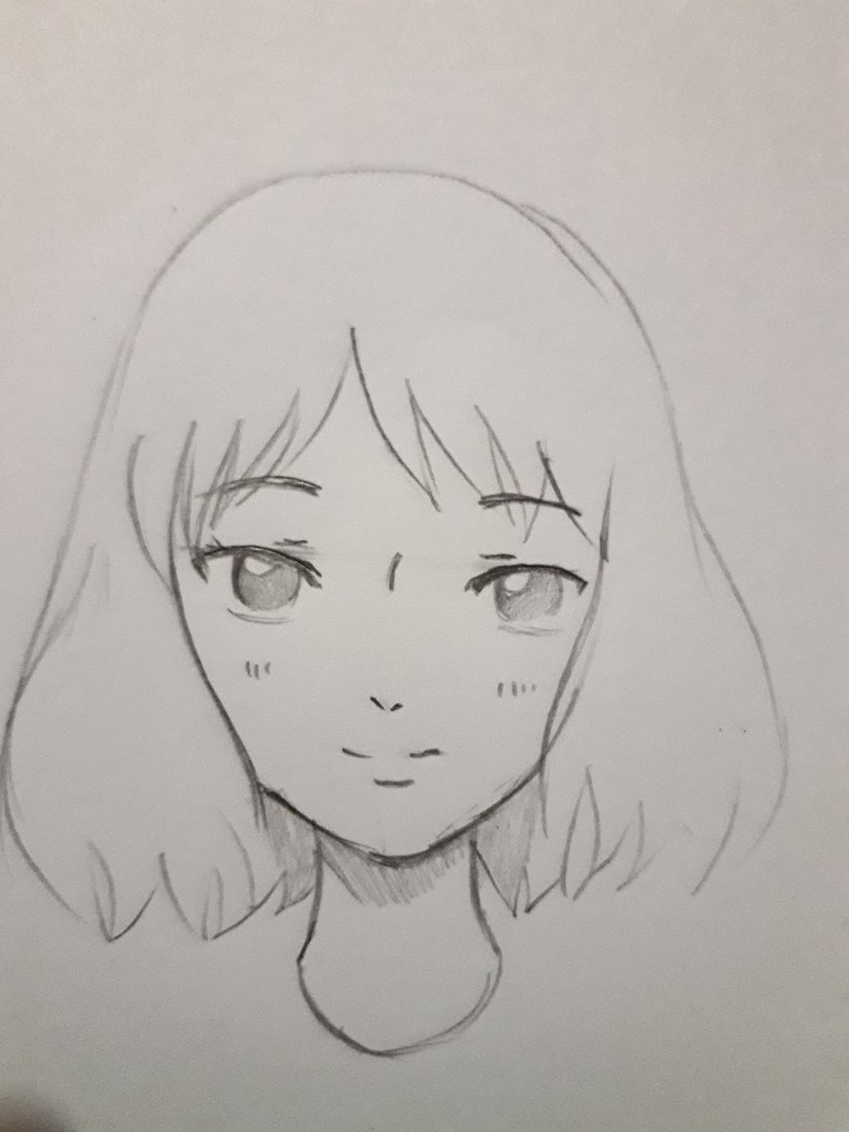 Cara Menggambar Manga untuk Pemula | Curious Portal
