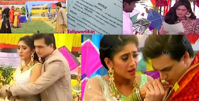 """ Kartik Takes Vedika's Signs On Divorce Papers Kaira Romance "" Yeh Rishta Kya Kehlata Hai Upcoming Story Spoiler."