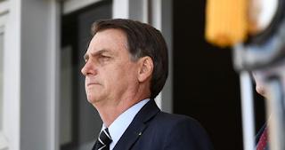 Again, Brazil's president Bolsonaro tests positive for coronavirus