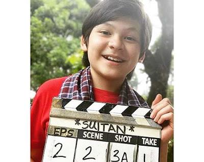 Kevin Bzezovski Taroreh Syuting Sultan Aji
