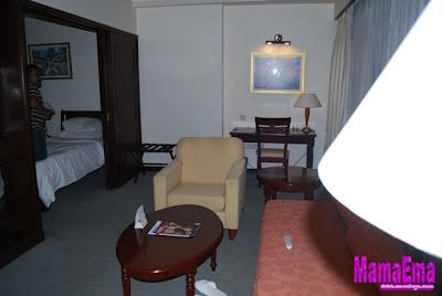twin sharing room