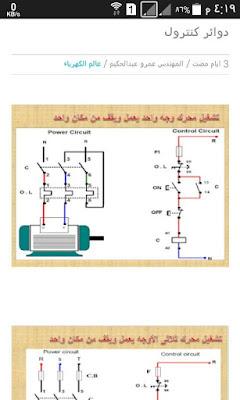 تطبيق عالم الكهرباء