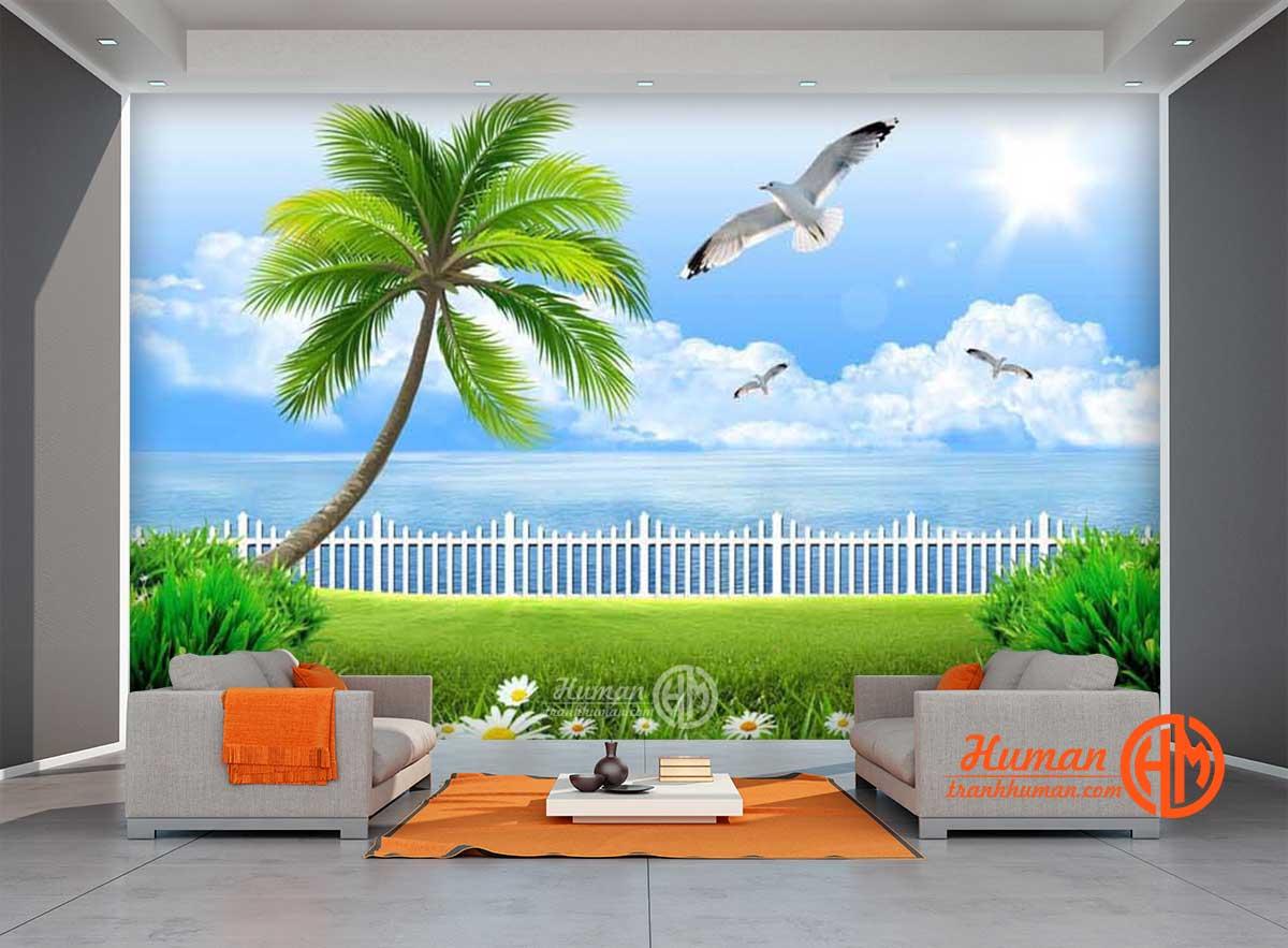 Tranh phong cảnh biển khơi