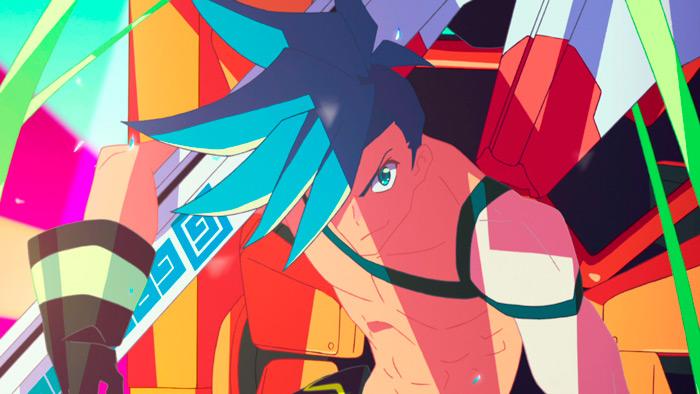 Promare anime film - Selecta Visión