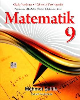 Palme Yayınları 9. Sınıf Matematik Konu Anlatımı PDF