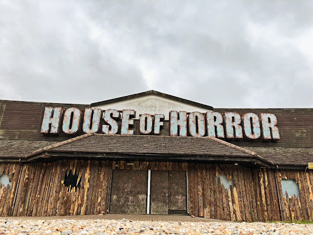 4D House of Horror experience