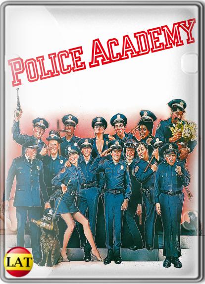 Loca Academia de Policía (1984) DVDRIP LATINO