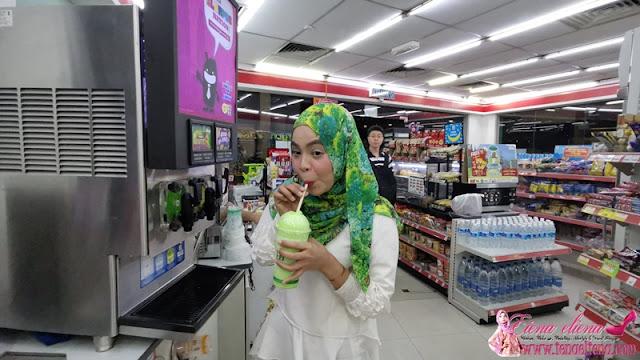 7Eleven 'Jom Makan & Minum' campaign featuring Kart's RTE + 12oz Slurpee @ RM7.30