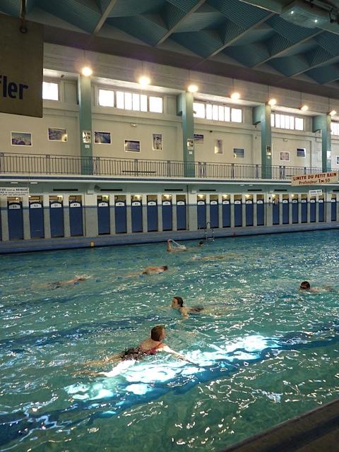 Chroniques de bretagne la piscine saint georges de rennes for Piscine rennes les bains