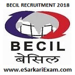 BECIL Manager, CCS, CCE Recruitment