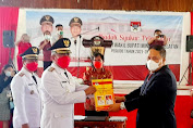 FDW PYR Siap Sambut, Kunjungan KPK di Minsel