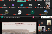 GMNI FISIP UNMUL Gelar Diskusi Online Menyikapi Masalah Tantangan Pendidikan Indonesia