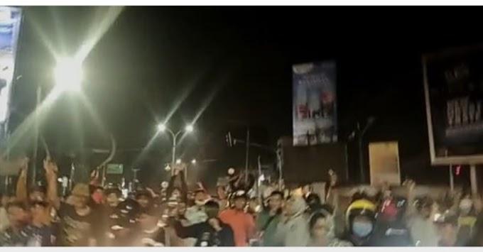 Polda Banten Berhasil Menciduk 10 Orang Anggota Geng Motor Bersenjata