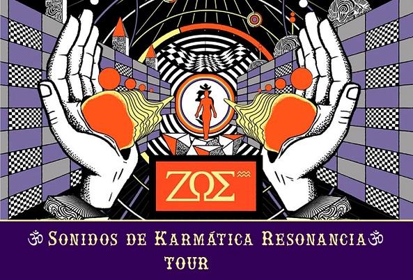 Banda Zoe en Mexico