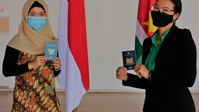 Negara Suriname secara Resmi Berlakukan Bebas Visa Bagi Indonesia