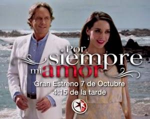 Por Siempre Mi Amor Capitulo 1 Telenovela