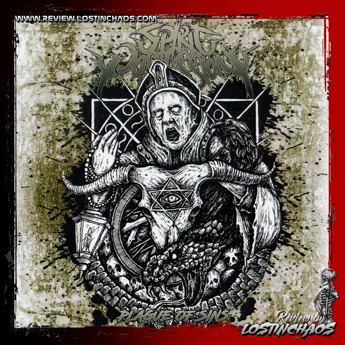 VA. Spirit Possession V - Plague of Sins CD 2020