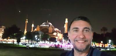 Santa Madre Sofía o Hagia Sophia, Estambul, Turquía
