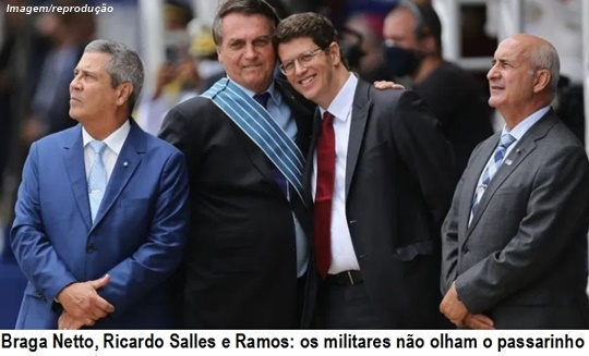 www.seuguara.com.br/Bolsonaro/generais/ministro Salles/