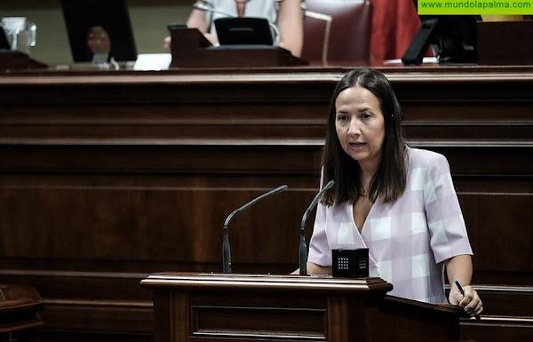 """Hernández Labrador: """"El Gobierno de Canarias nos está ninguneando con  el traspaso de la estación de guaguas de Los Llanos"""""""