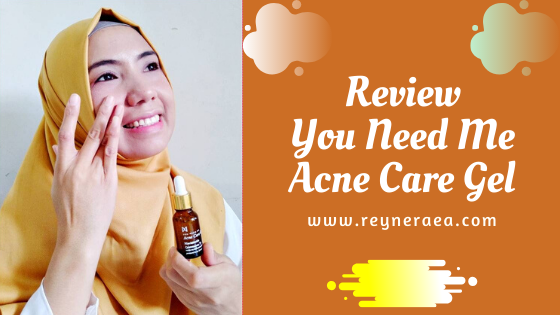 review you need me acne care gel