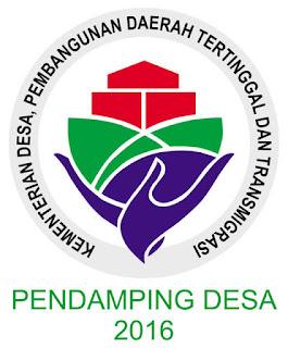 Alur Pendaftaran Pendamping Desa 2016
