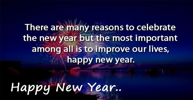 Happy New Year Greeting Quotes For Friends