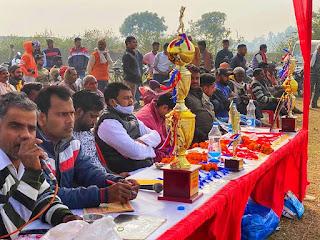 संगठन सृजन अभियान के तहत कांग्रेस के मीडिया संयोजक ललन कुमार लगातार कर रहे बीकेटी क्षेत्र का दौरा