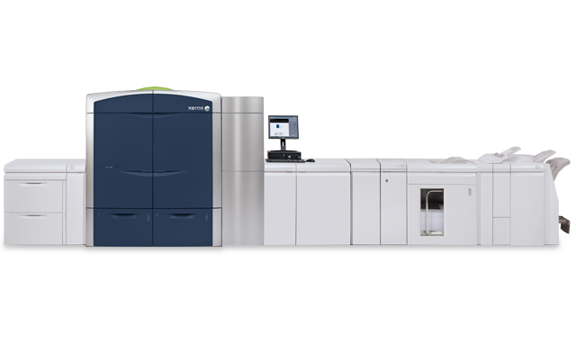 Xerox launches its marquee digital press - Color Press 1000i at Print Expo 2015 taking place in Chennai
