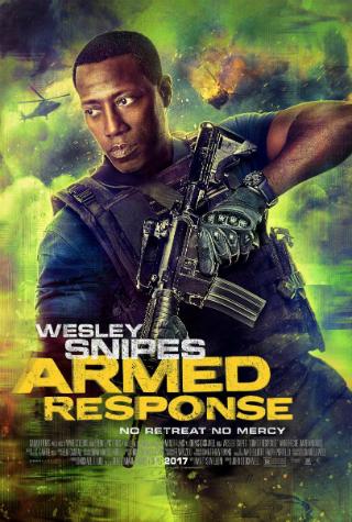 Armed Response [2017] [DVDR] [NTSC] [CUSTOM HD] [Subtitulado]