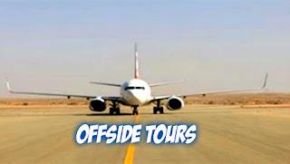 موقع اوفسايد السياحة الجغرافية و جغرافية النقل الجوي