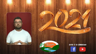 Mensagem de ano novo do Vereador Cezinha