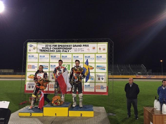 Piotr Pawlicki nyert Terenzanoban