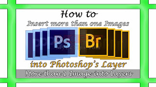 Insert more than One Images into Photoshop Layer