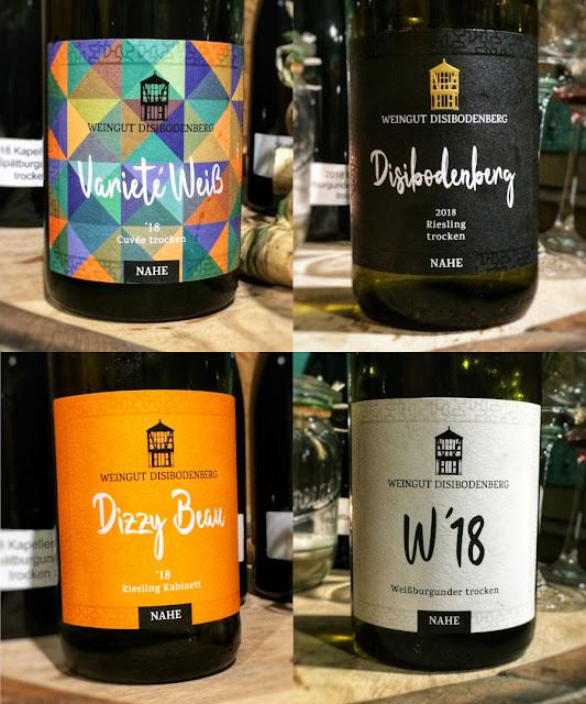Weine aus dem Weingut Disibodenberg in Odernheim an der Nahe.