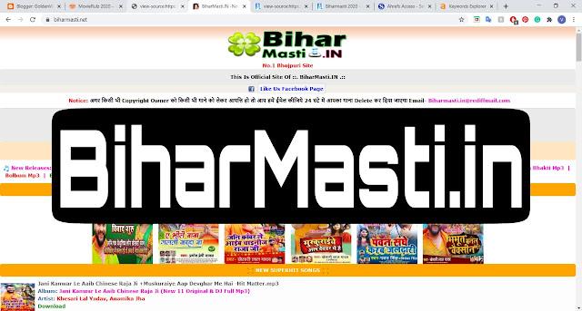 Biharmasti.in 2020 Bhojpuri Movies New MP3 Video Song Gana Download