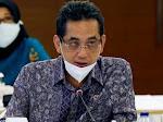 Menteri Perdagangan Pantau Harga Sembako di Pasar Atas Baru Cimahi