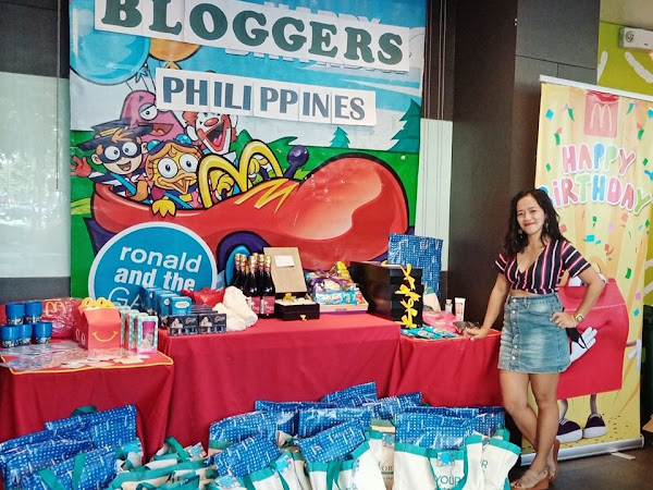 Bloggers Philippines Thanksgiving Party 2019