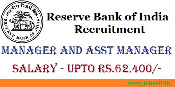 RBI Vacancy, RBI Jobs, RBI Careers